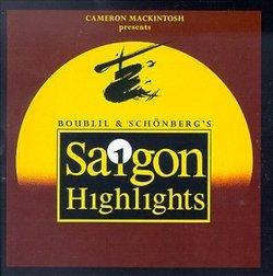 Miss Saigon (1995 Studio Cast - Highlights)