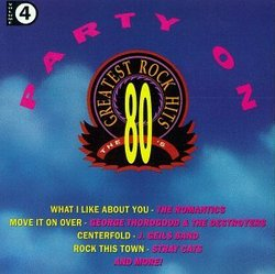 80's G.H. Rock 4: Party on