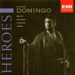 Placido Domingo - Heroes