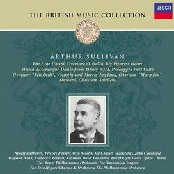 The British Music Collection: Arthur Sullivan