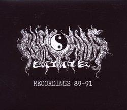 Recordings 89-91