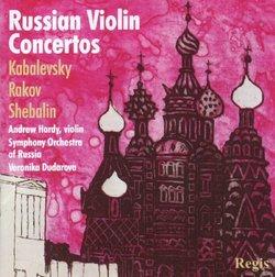 Russian Violin Concerto 1