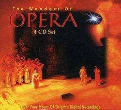 The Wonders Of Opera, Vol. 1-4