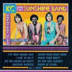 """K.C. & the Sunshine Band - Greatest Hits, Vol. 2"""