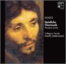 Schütz: Geistliche Chormusik, Op. 11