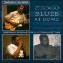 Chicago Blues At Home : Legendary Blues Artists In Informal Settings