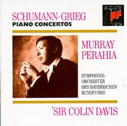 Schumann: Piano Concerto Op. 54; Grieg: Piano Concerto Op. 16