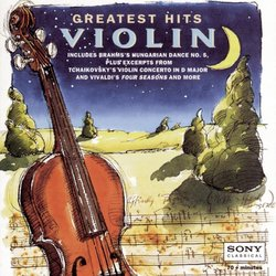 Violin: Greatest Hits