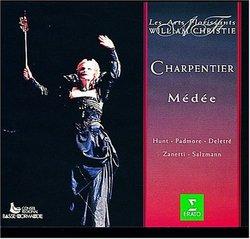 Charpentier - Médée / Hunt, Padmore, Deletre, Zanetti, Salzmann, Les Arts Florissants, Christie