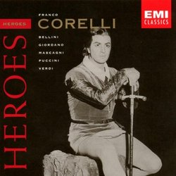 Heroes - Franco Corelli