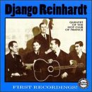 First Recordings (Django Reinhardt)
