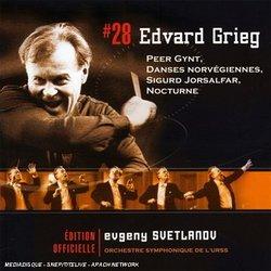 Grieg: Peer Gynt / Norvegian Dances