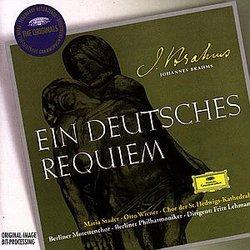 Brahms: Ein Deutsches Requiem (A German Requiem), op. 45