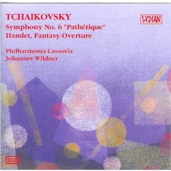Symphony 6 / Hamlet, Fantasy-Overture