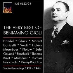 The Very Best of Beniamino Gigli