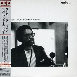 Lament for Booker Ervin