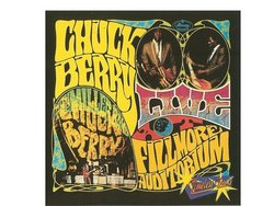 Live At The Filmore Auditorium - San Francisco