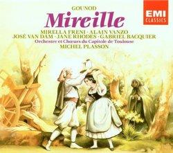 Gounod - Mireille / Freni, Vanzo, van Dam, Bacquier, Rhodes, Capitole de Toulouse, Plasson