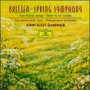 Spring Symphony / 5 Flower Songs / Hymn