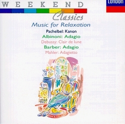 Music for Relaxation (Faure, Debussy, Gluck and others)