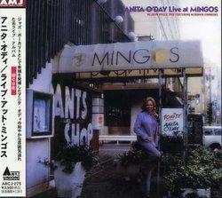 Live at Mingo's