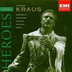 Alfredo Kraus - Opera Heroes Series (EMI)