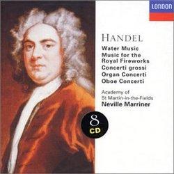 Handel: Orchestral Works [Box Set]
