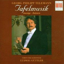 Telemann: Tafelmusik (Highlights)