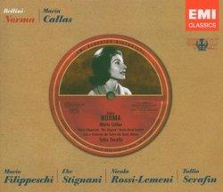 Bellini: Norma (complete opera) with Maria Callas, Tullio Serafin, Chorus & Orchestra of La Scala, Milan