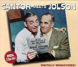 Cantor Meets Jolson