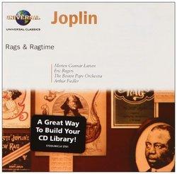 Joplin: Rags & Ragtime