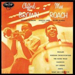 Clifford Brown & Max Roach: Vme Series