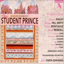 The Student Prince (1989 London Studio Cast)