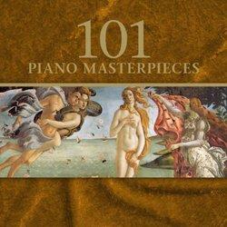 101 Piano Masterpieces [Box Set]