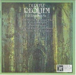 Durufle: Requim (Third Version) Mathew Best