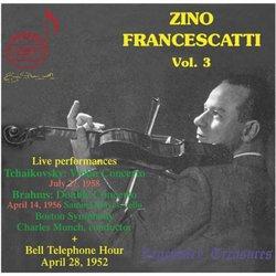 Zino Francescatti, Vol. 3