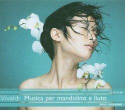 Vivaldi: Musica per mandolino e liuto (Vivaldi Edition)