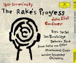 Stravinsky - The Rake's Progress / Bostridge · York · Terfel · von Otter · Howells · LSO · Gardiner