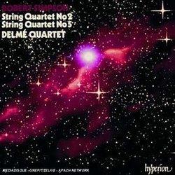 Simpson: String Quartets Nos. 2 & 5