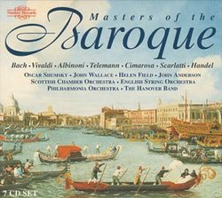 Masters of the Baroque [Box Set]