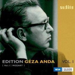 Edition Géza Anda, Vol. 1: Mozart