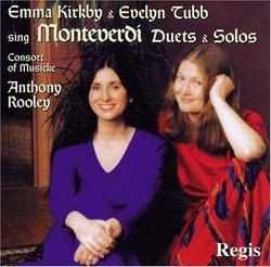 Monteverdi: Duets & Solos