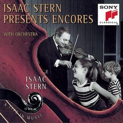 Isaac Stern Presents Encores with Orchestra