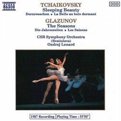 Tchaikovsky: Sleeping Beauty / Glazunov: The Seasons (Ballet Music)
