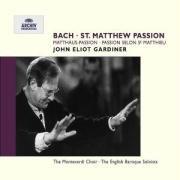 Bach: St. Matthew Passion / Rolfe Johnson, Bonney, von Otter, Chance, Crook; Gardiner