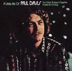 A Little Bit of Paul Davis