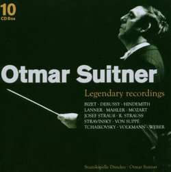 Legendary Recordings of Otmar Suitner [Box Set]