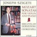 Mozart: Sonatas for Violin & Piano 1-15