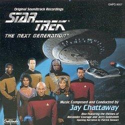 Star Trek - The Next Generation: Original Soundtrack Recordings