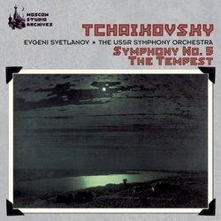 Tchaikovsky-Symphony No. 5/The Tempest
